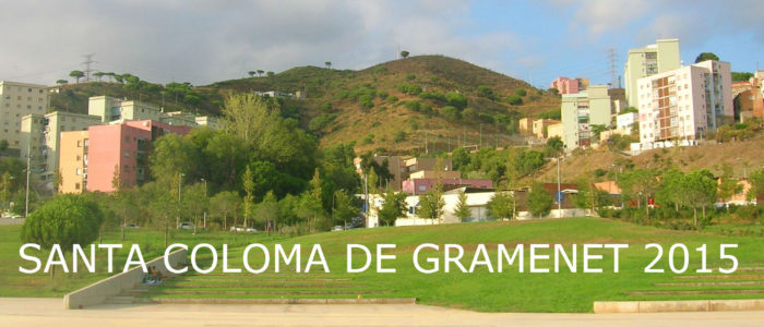 cleanup day santa coloma de gramenet